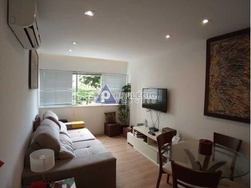 Imagem 1 de 17 de Apartamento À Venda, 3 Quartos, 1 Suíte, 1 Vaga, Ipanema - Rio De Janeiro/rj - 1565