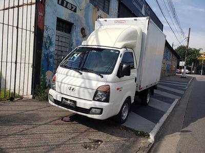 Hyundai Hr 2014 C/ Baú Novissima!!!