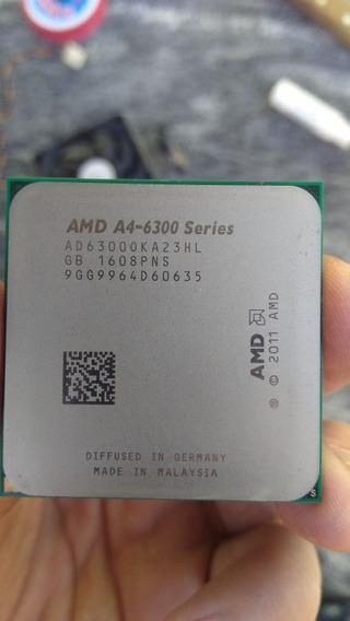 Kit Amd A4 6300 + Fm2a55m-hd+ 4gb Ram