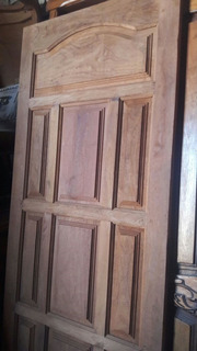 Puertas De Algarrobo Oferta Hasta Agotar Stock