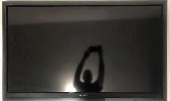 Sony Bravia Kdl-46w5100 (tela Com Defeito)