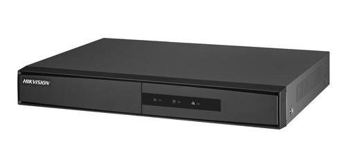 Grabadora Dvr 4 Canales Hikvision 1080p Turbo Hd Audio 7204hghi