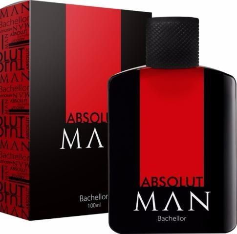 Perfume Masculino Absolut Man Bachellor