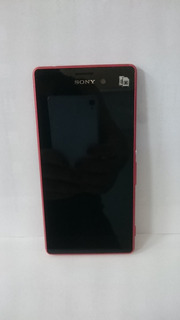 Celular Sony Xperia M4 Aqua Dual Vitrine Original Coral