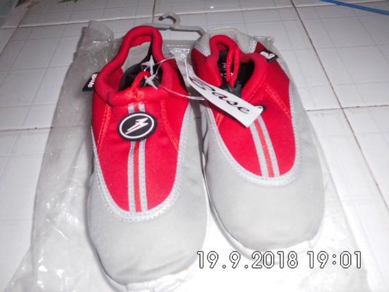 Zapatos De Playa Marca Base Talla 38