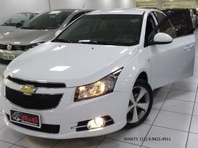 Chevrolet Cruze Sport 1.8 Lt Ecotec Aut. 5p/ 2014/ Branco