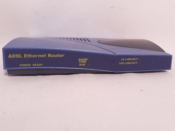 Modem Adsl Ethernet Router Ref 1088