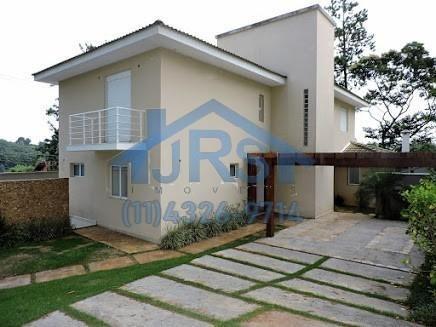 Imagem 1 de 26 de Condomínio Quinta Das Jabuticabeiras Sobrado Com 4 Dormitórios À Venda, 282 M² Por R$ 1.300.000 - Granja Viana - Cotia/sp - So1033