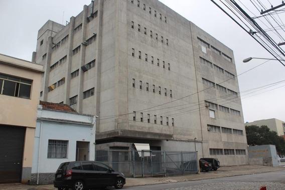 Galpão À Venda, 8730 M² Por R$ 33.500.000,00 - Brás - São Paulo/sp - Ga0474