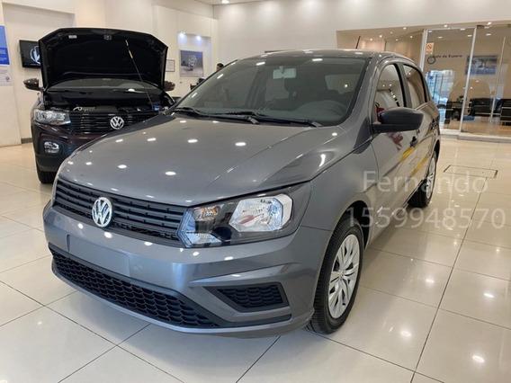 Gol Trend Trendline 0km Manual Nuevo Volkswagen 2020 Autos