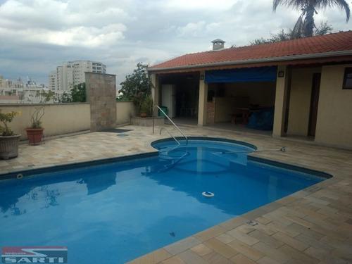 Imagem 1 de 15 de Jardim São Bento -  4 Dormitórios  - St14018