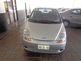 Chevrolet Matiz Std 2013 ¡enganche Desde 20%!