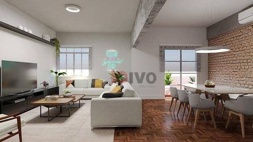 Apartamento À Venda, 169 M² Por R$ 1.880.000,00 - Higienópolis - São Paulo/sp - Ap4136
