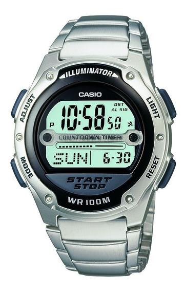 Relógio Casio W-756d-1av Sport Standard