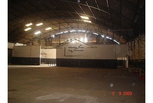 Imagem 1 de 11 de Galpao - 5 Vagas - 10 Wc - 2220m² - Vila Paulistana !