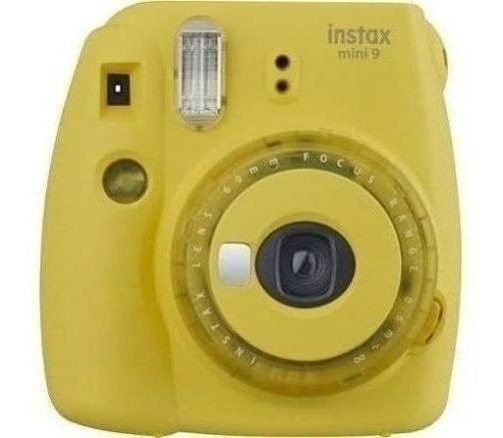 Câmera Instantânea Fujifilm Instax Mini 9 10 Grátis Fotos