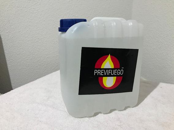 Retardante De Fuego Para Telas Y Alfombras Previfuego 4 Lts.