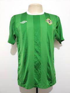 Camisa Futebol Seleção Irlanda Do Norte 2010 Home Umbro M