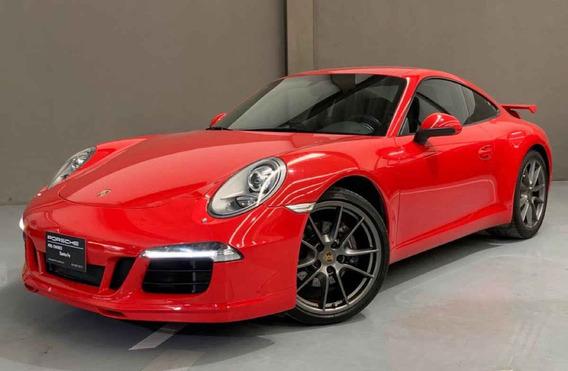 Porsche 911 2016 2p Carrera Coupé H6/3.4 Man
