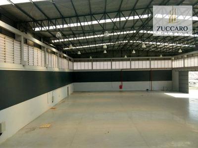 Galpão Industrial Para Locação, Cumbica, Guarulhos. - Ga1446