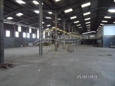 Galpão Industrial Para Venda E Locação, Chácaras Marco, Barueri - Ga1977. - Ga1977 - 33873477