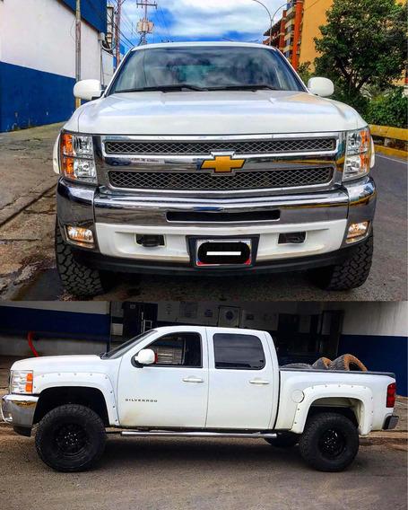 Chevrolet Silverado Lt 4x4 Lt 4x4 Doble Cabina