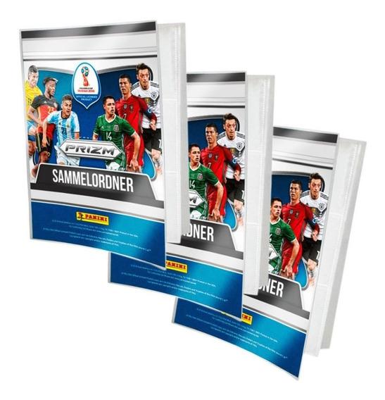 Prizm Copa 2018 Album Porta Cards Vazio Panini Alemanha