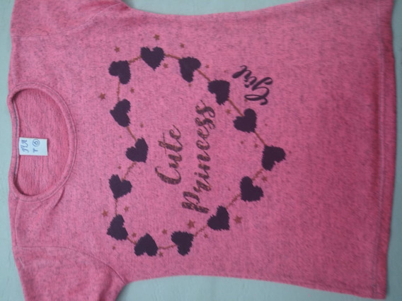 Camisetas Lanilla Nena