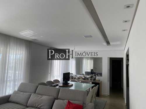 Imagem 1 de 15 de Apartamento Para Venda Em São Bernardo Do Campo, Centro, 3 Dormitórios, 1 Suíte, 4 Banheiros, 2 Vagas - Doml123ta_1-1606560