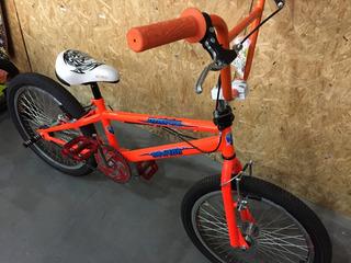 Bicicleta Bmx Freestyle Newton Matrix Rodado 20 Con Rotor