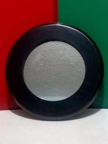Espejo Sencillo Redondo Ref Fc011 0,43cm Deø Marco En Madera