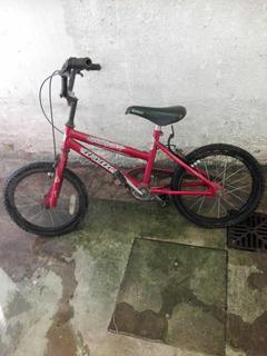 Bicicleta Halley Estilo Bmx Rodado 16