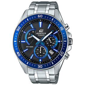Relógio Casio Edifice Masculino 10 Atm Efr-552zd-1a2vdf