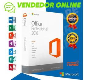 Licença Original Office Serial Key Vitalício + Suporte
