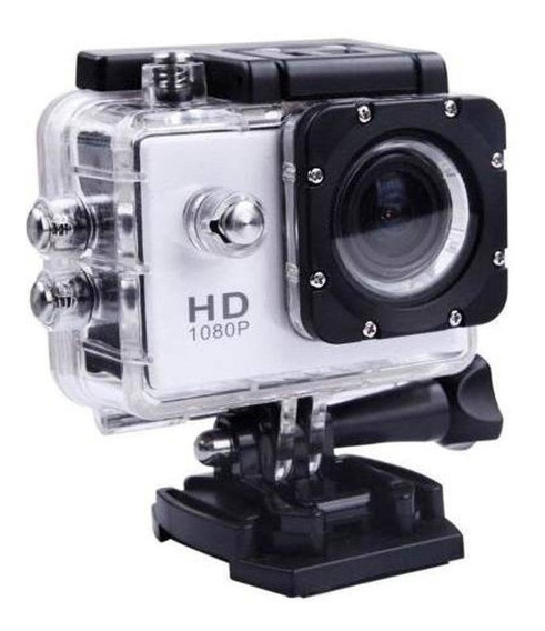 Camera Go Pro Full Hd 1080p Filmadora Portátil Sports