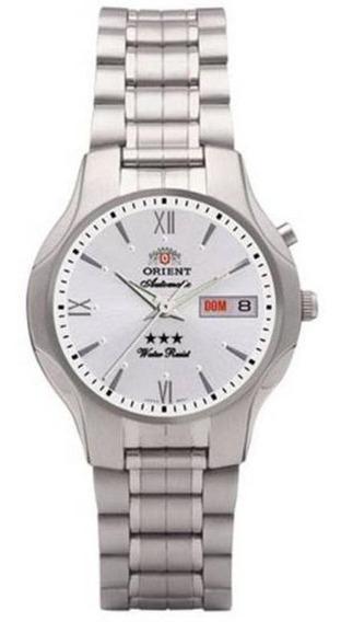 Relógio Orient Automático Masculino Prata 469ss001 S3sx