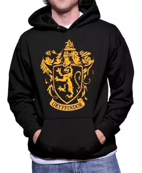 Blusa De Frio Moletom Harry Potter Gryffindor Grifinor