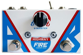 Pedal Fire Custom Shop Highway Ab Box E Booster - Pd0838