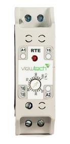 Rele Temporizador Retardo 220v View Tech Variação Escolher