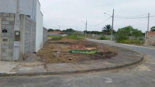Imagem 1 de 3 de Terreno À Venda, 205 M² Por R$ 235.000,00 - Residencial Parque Dos Sinos - Jacareí/sp - Te3377