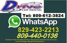 Drive, Rent, A Car, Toyota, Kia K-5, Santiago, Rep. Dom