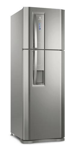 Geladeira/refrigerador 382 Litros 2 Portas Platinum - Electrolux - 110v - Tw42s