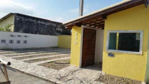 Casa À 800 Metros Da Praia No Cibratel - Itanhaém 5342   Npc