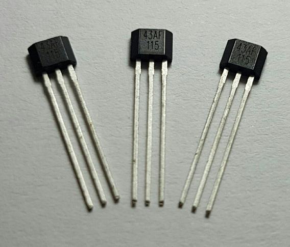 Kit Com 3 Sensor Hall 43f, Ss43f, 43af,ss43af