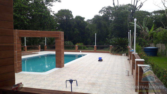 Casa Com 2 Dorms, Centro, Pedro De Toledo - R$ 350 Mil, Cod: 3795 - V3795