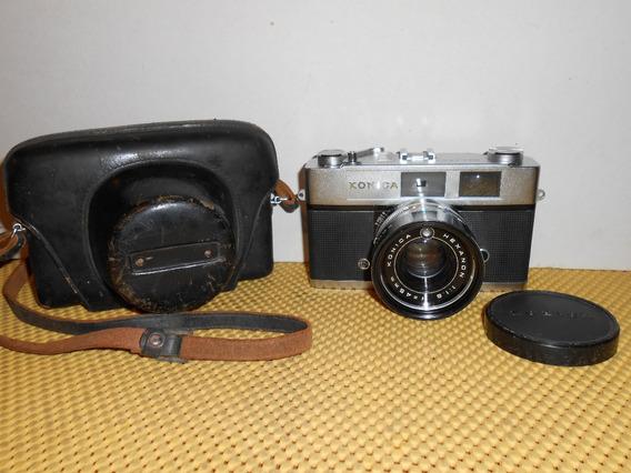 Camara Fotográfica Konica Auto S2 De 35mm (01)