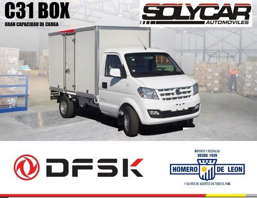 Dfsk C31, Box, Motor 1.5lt, Con Y Sin Equipo De Frio !!