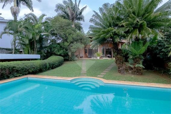 Casa-são Paulo-alto Da Boa Vista   Ref.: 375-im364057 - 375-im364057