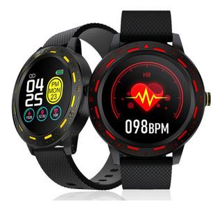 Sport Watch Bluetooth Inteligente S18 Con Monitor De Presión