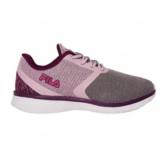 Zapatillas Fila Sweet W Lila/purpura - Corner Deportes
